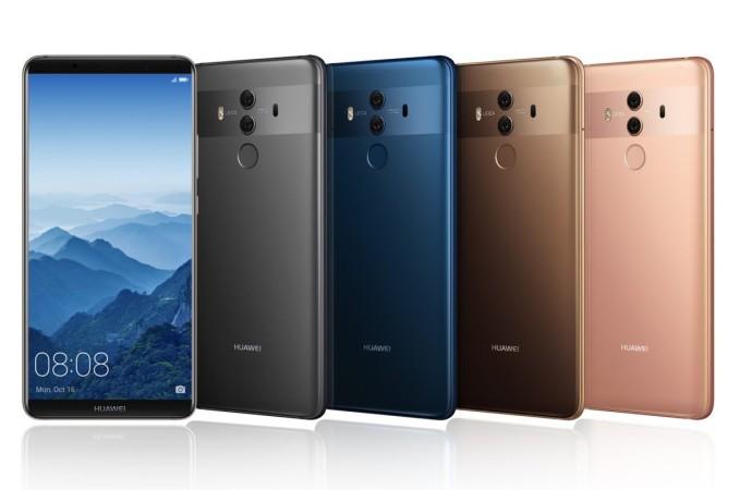 HUAWEI comercializa más de 200 millones de Smartphones durante 2018