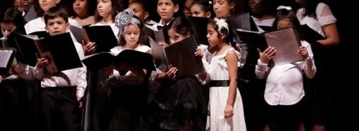Más de 150 estudiantes quienes mostraron todos sus talentos en Concierto de Gala 2017