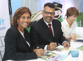 """Presentan libro infantil """"Conoce Mi Panamá"""" de Copa Airlines"""