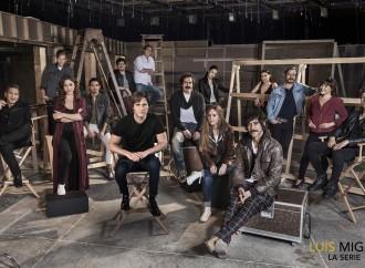 La esperada serie original de Netflix basada en la vida del astro musical Luis Miguel inicia grabaciones en la ciudad de México