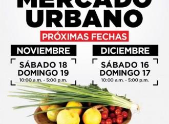 No te pierdas este fin de semana el Mercado Urbano en la Ciudad del Saber