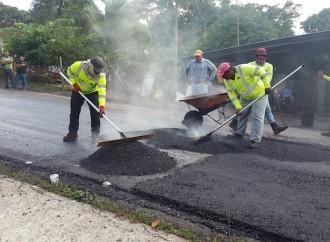 Programa Trabajando por tu Barrio avanza en La Chorrera