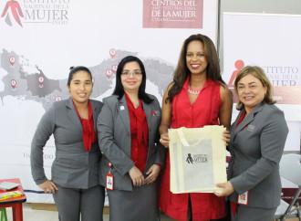 Inamu se posiciona en el IV Festival de la Mujer de la Alcaldía de Panamá