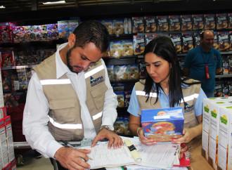 AUPSA refuerza vigilancia de alimentos importados en fiestas de fin de año
