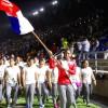 Arrancaron los XVIII Juegos Bolivarianos Santa Marta 2017
