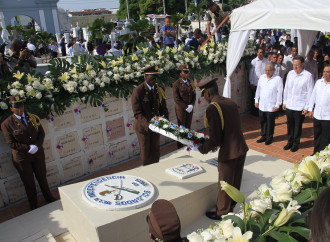 Autoridades rinden honor a Próceres de la Independencia