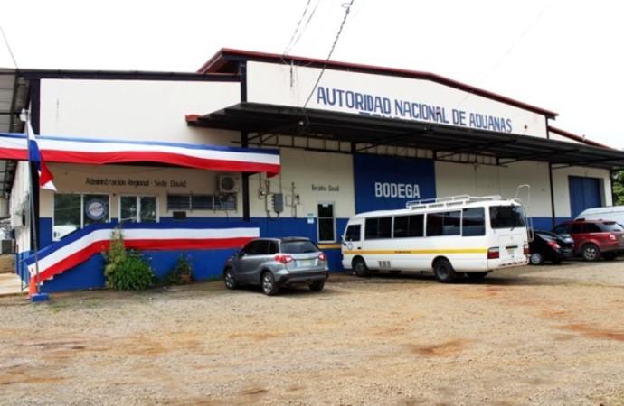 La Autoridad Nacional de Aduanas en Chiriquí realizará subasta pública de mercancías