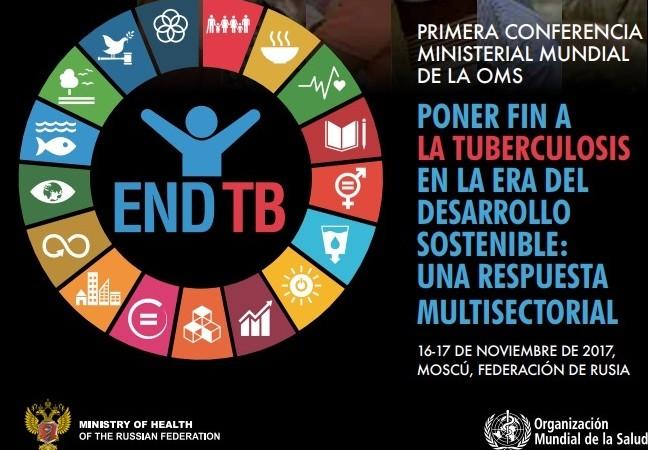 Primera Conferencia Ministerial Mundial: Poner fin a la tuberculosis en la era de los ODS