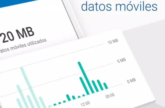 Ahorra hasta un 30% de tus datos móviles con Datally de Google