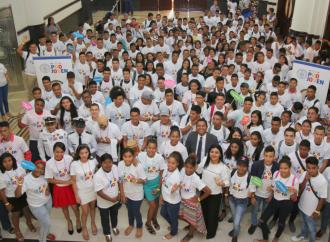 Desde su implementación en el 2014 Panamá Pro Joven ha insertado a 1,147 egresados al campo laboral