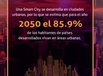 Smart City, una ciudad al servicio de las personas
