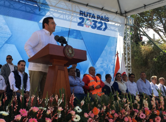 Presidente Morales inaugura paso clave para turismo y comercio con El Salvador