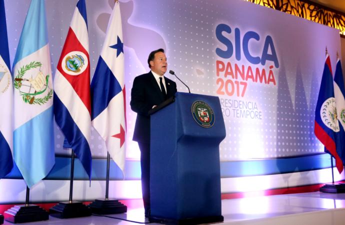 Panamá impulsa agenda de seguridad regional en el marco del SICA