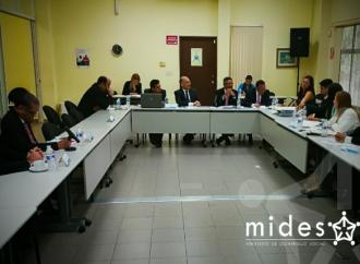 Gobierno presenta anteproyecto sobre derechos de los niños a organizaciones del Pacto de Estado por la Justicia