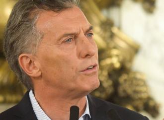 """Presidente Macri: """"Demostramos que la democracia funciona"""""""