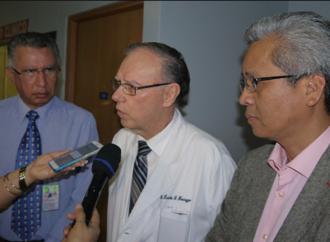Autoridad de la CSS nombrónuevo director médico del Complejo Hospitalario Dr. Arnulfo Arias Madrid