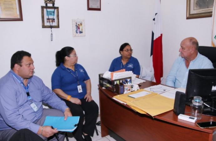 Autoridades avanzan en implementación de Justicia Comunitaria de Paz en Isla Taboga