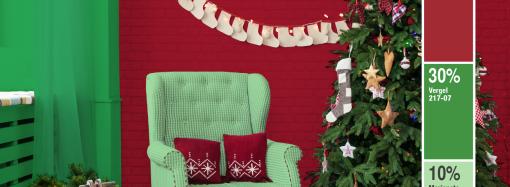 Tendencias y colores para esta Navidad