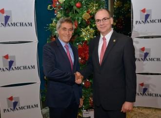 AmCham Panamá celebra su recepción de fin de año