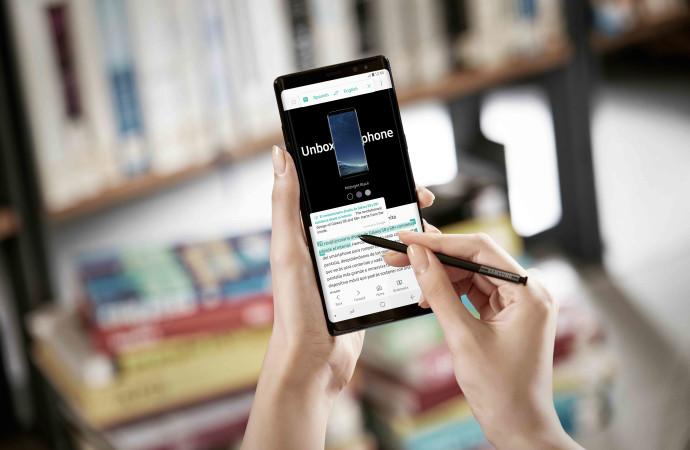 Cómo sacar el retrato perfecto de los fuegos artificiales con el Galaxy S8 y el Note8 de Samsung