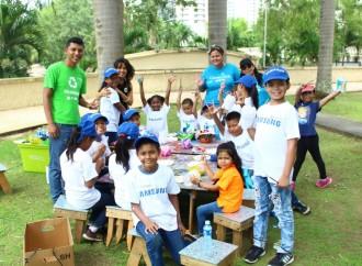 Samsung transmite la alegría de dar y compartir durante el Día Internacional de los Voluntarios
