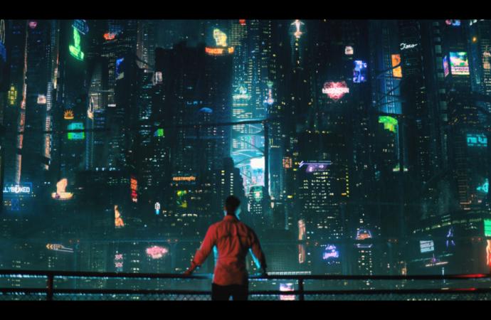 Netflix debuta las primeras imágenes y anuncia la fecha de estreno de Altered Carbon