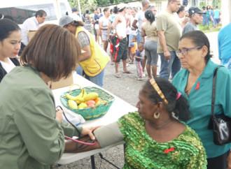Autoridades de Salud del CAPPS Pedregal realizan actividades al cierre de la Campaña del Mes de la Diabetes
