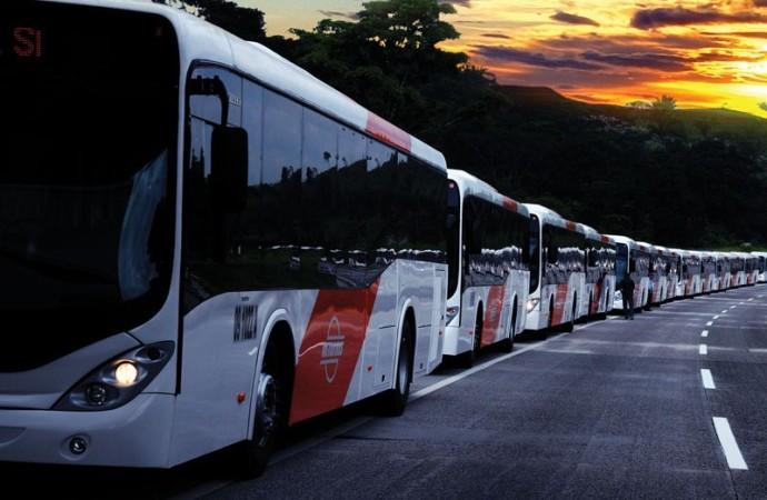 Pasaje de Mi Bus en Colón será de B/.0.35 para moradores de Altos de Los Lagos