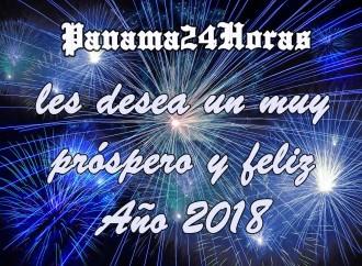 Feliz y Próspero Año 2018