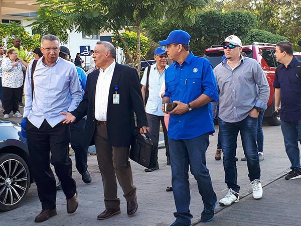 Obras del nuevo hospital Dr. Rafael Hernández en David presentan un 96% de avance