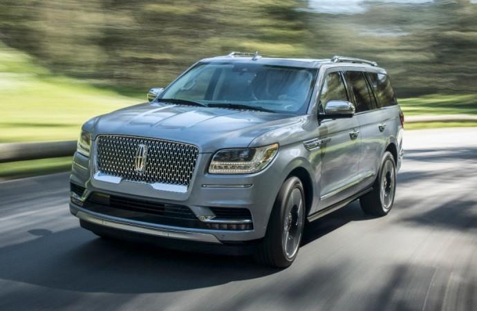 La completamente nueva Lincoln Navigator nombrada Camioneta del Año de Norte América en NAIAS 2018