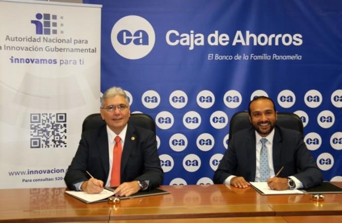 AIG y Caja de Ahorros firman convenio para Pasarela de Pagos Electrónico al servicio ciudadano