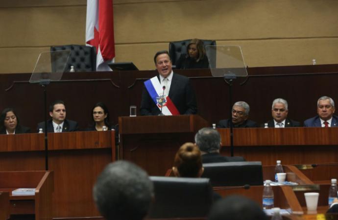 La paz, la tolerancia y el respeto son los principales pilares de crecimiento y desarrollo de Panamá, señaló el presidente Varela