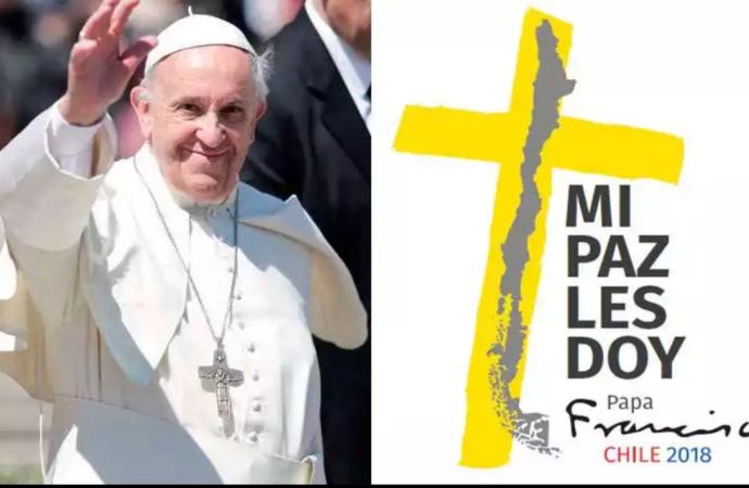 Autoridades Chilenas brindan recomendaciones de seguridad para turistas durante visita del Papa Francisco