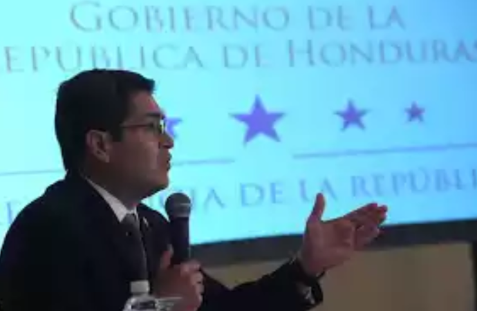 Presidente Hernández: Toma de posesión será una fiesta cívica y austeridad