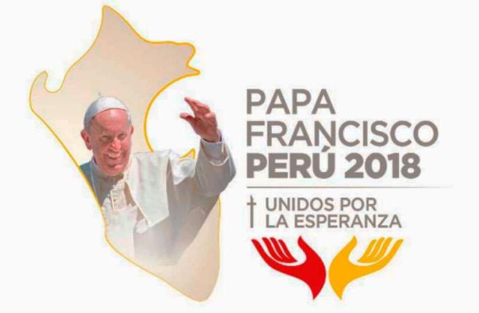 Conoce el recorrido oficial del Papa Francisco en su visita al Perú