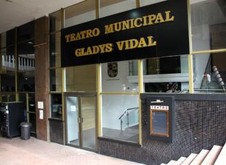 Anfiteatro municipal Gladys Vidal abre sus puertas al público totalmente renovado