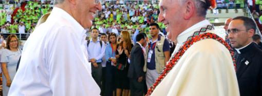 Presidente Kuczynski: Visita del Papa Francisco reafirma importancia de proteger a comunidades originarias y medio ambiente