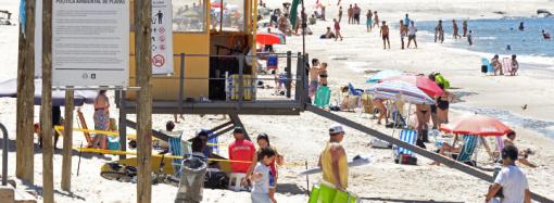 Uruguay acompañan estrategia de la OMS en mejora de gestión para la Seguridad Acuática