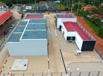 Gas Natural Fenosa avanza en la construcción de la cuarta Subestación Blindada en Panamá Oeste