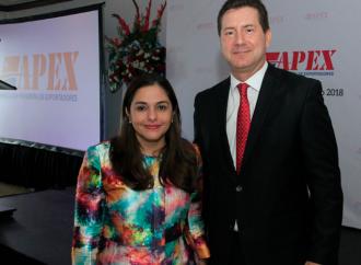 AMPYME participó en la toma de posesión de la nueva Junta Directiva de APEX