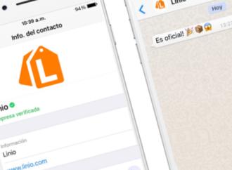 Linio primer retailer en implementar la herramienta de solución WhatsApp Enterprise