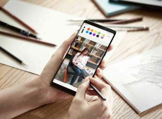 El Galaxy Note8 inspira a artistas de la región