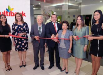 Multibank inaugura sucursal en Costa del Este