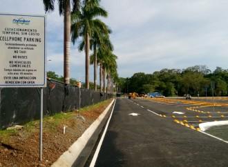 Conductores contarán próximamente con nuevo Cellphone Parking en el Aeropuerto Internacional de Tocumen