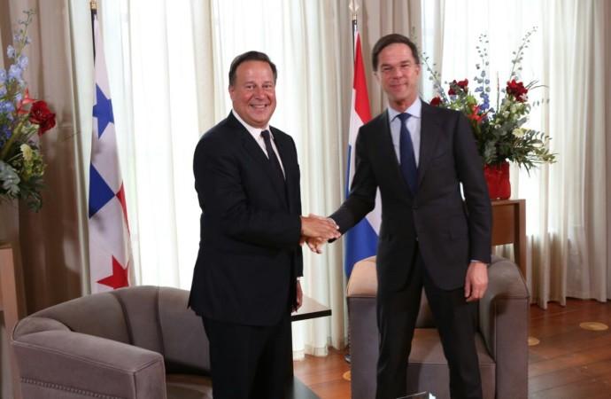 Panamá yHolanda estrechan cooperación en materia agro-logística, turismo, manejo de agua yconectividad