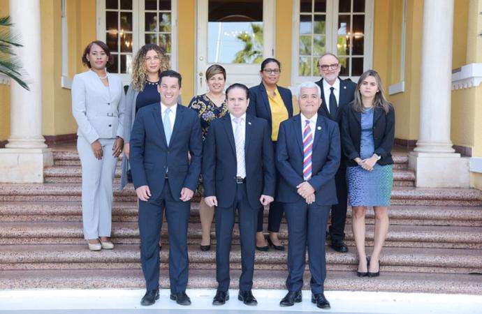 Panamá compartió resultados del ejercicio de la Presidencia Pro Témpore del Sistema de la Integración Centroamericana