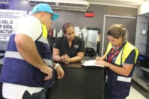 Autoridades del MITRADEL realizan operativos en comercios para verificar cumplimiento del Decreto Ejecutivo N°75