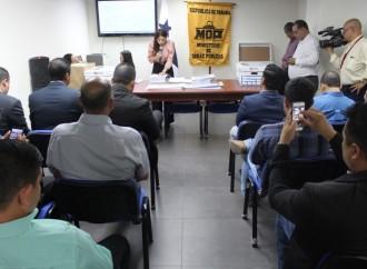 6 empresas participaron en proceso de licitación para rehabilitar calles y caminos del Distrito de David