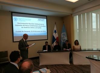 Hoy culminóla XV Reunión de la Comisión de Pesca Continental y Acuicultura para América Latina y el Caribe